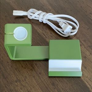 Apple Watch & Phone Charging Station